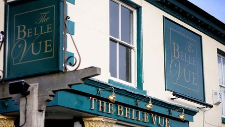 The fate of the Belle Vue pub in Norwich will be sealed today Picture: ANTONY KELLY