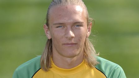 Former Norwich City player Robert Eagle. Picture: Archant