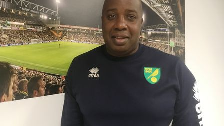 Paul Williams has been appointed Norwich City's new under-18 head coach Picture: David Freezer/Archa