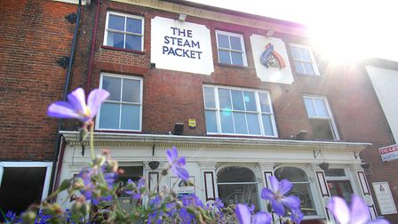 The Steam Packet in Norwich looks set to be denied early opening on Derby Day. Picture: Archant