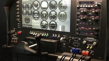 Almost like the real thing, Sim-Fly Norfolk offers wannabe pilots the chance to take the controls wi