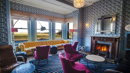 Titchwell Manor Credit: Good Hotel Guide