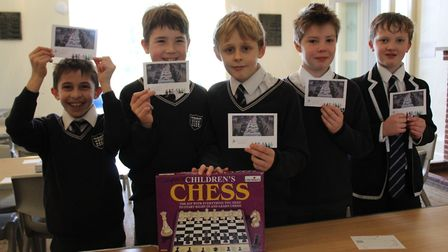 Langley Preparatory School at Taverham Hall has 26 pupils taking part in the qualifying tournament o