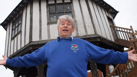 Tony Vale who is organising the Love Wymondham Day. Picture: DENISE BRADLEY
