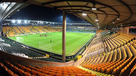 Carrow Road. Picture by Matthew Usher/Focus Images Ltd