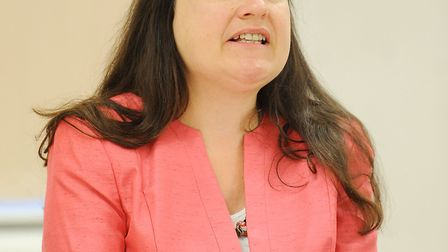 Councillor Alexandra Kemp, has spoken out against the proposed plans to build 500 new homes in West