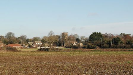 """Land along the A10 corridor is being given """"increased emphasis"""" for development Picture: Chris Bish"""