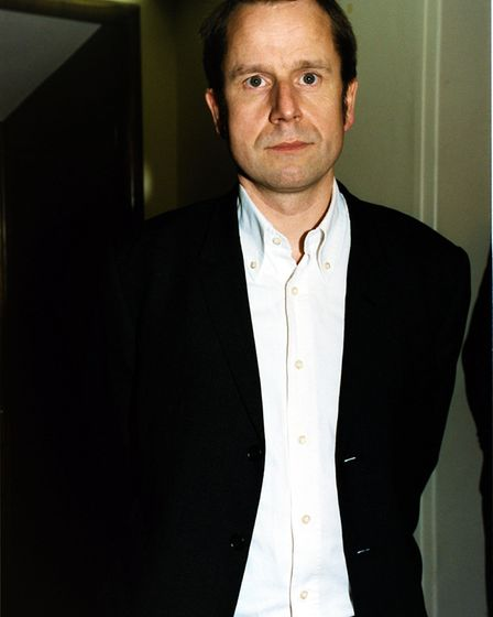 File photo dated 14/02/2001 of Jeremy Hardy, the comedian has died of cancer, his publicist Amanda E