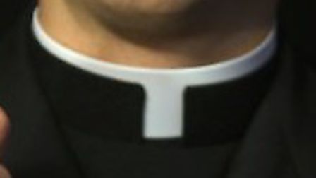 Stock photo of a priest. Photo: Getty