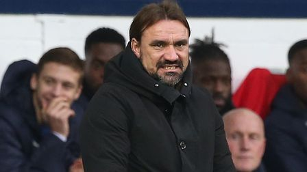 Daniel Farke is playing down the furore around 'spygate' ahead of Norwich City's trip to Leeds Pictu