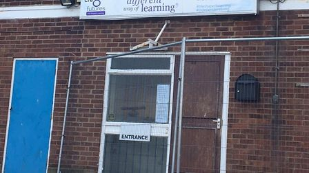 Cre8 Futures in Southgates Road, Great Yarmouth. The independent school has been issued with a warni