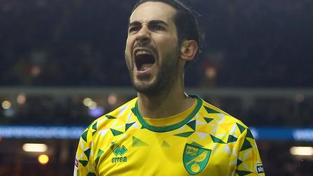 Mario Vrancic is back in the mix after an ankle injury Picture: Paul Chesterton/Focus Images Ltd