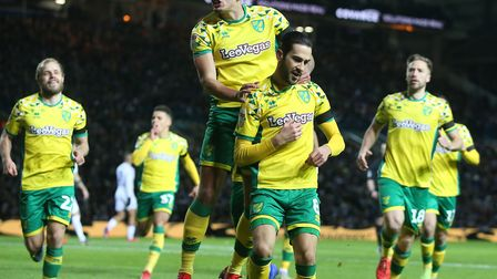 Mario Vrancic set Norwich City on their way with an early free kick in a stirring 3-1 league win at