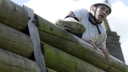 Plans for an assault course in a meadow near Hethersett have been approved. Picture: Matthew Usher