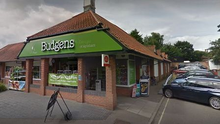 Aylsham's Post Office has operated inside Budgens in Norwich Road since 2011. Picture: GOOGLE STREET