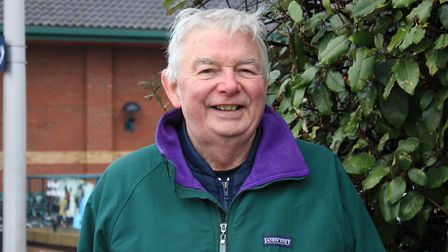 """Retired Cromer bank manager Martin Braybrook said: """"Nobody seems to be able to make a decision."""" Pho"""