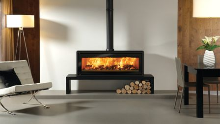 For those who like the idea of a solid fuel stove, there are an increasing number of contemporary de