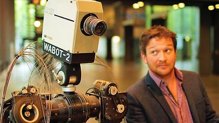 Award-winning broadcaster Ben Garrod has been appointed to the role of professor of evolutionary bio