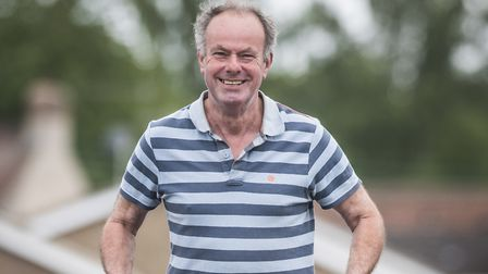 Peter Ridgwell, who lives opposite Mr Silvester, wasn't told he had resigned. Picture: Matthew Usher