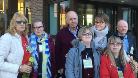 Families have made a final appeal to councillors not to go ahead with changes to social care charges