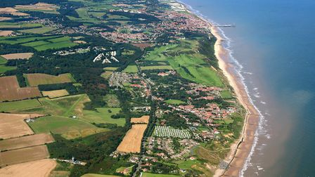 North Norfolk was ranked three out of 10 in the BBC survey. Pic: Mike Page.