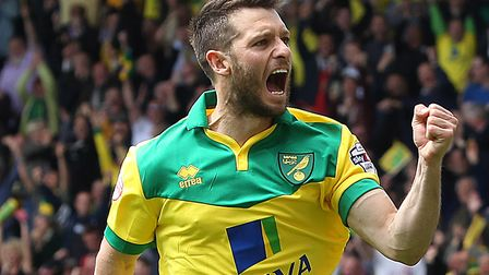 Wes Hoolahan was another key player during Paul Lambert's successful time at Norwich Picture: Paul C