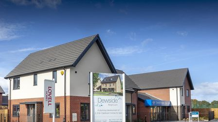 Lovell is inviting homeseekers to an free Help to Buy event this weekend. Picture: Lovell