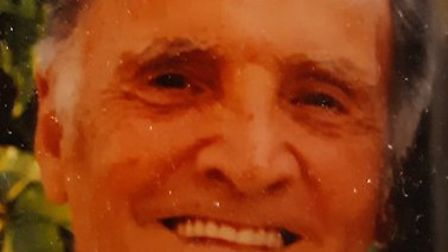 Missing man Anthony Muir, 81, has been found safe and well. Picture: Herts police