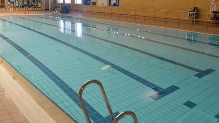 The Bungay Swimming Pool remain shut for the rest of 2018 after a heating issue. Picture: Contribute