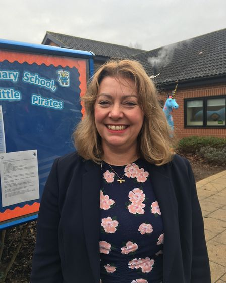 Drake Primary headteacher says they are open for business despite being listed as due to close as pa