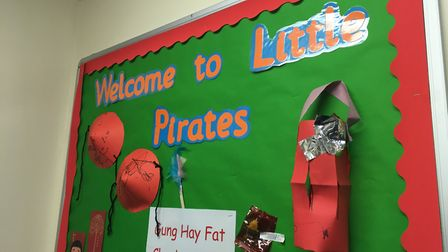 Little Pirates nursery in Drake Primary School is not shutting despite being listed on council lists