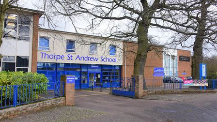 The Norfolk Teaching and Leadership Excellence Centre at Thorpe St Andrew School in Norwich, run by