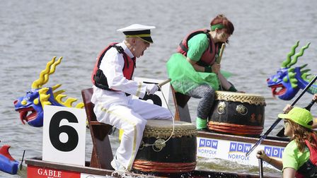 The festival will return to Oulton Broad, in Lowestoft this summer on Saturday, August 31. Picture: