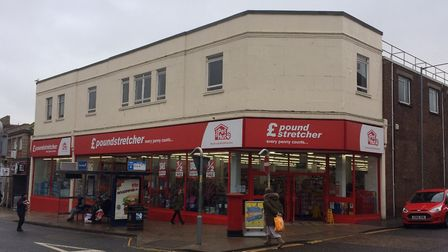 Poundstretcher in Great Yarmouth. Photo: Archant