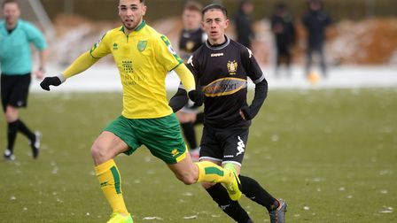 Adam Phillips has been released by Norwich City. Picture: Archant