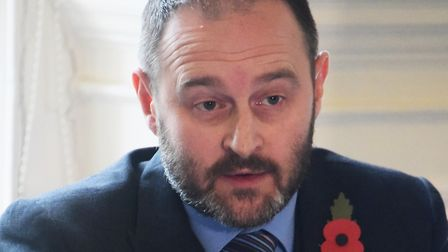 Andy Coller, Temporary Detective Superintendent for Safeguarding. Picture: DENISE BRADLEY