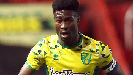 Alex Tettey has the most derby day experience in the Norwich squad, with eight appearances Picture: