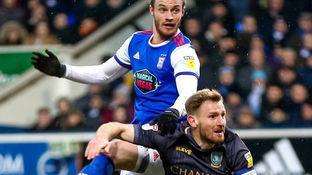 On-loan Hull striker Will Keane is one of several players who could make their derby debut for Town
