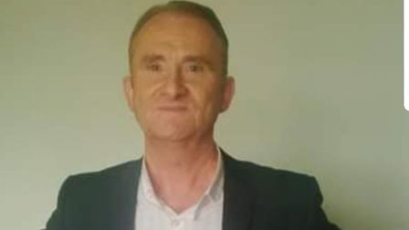 Andy O'Halloran, 56, from Acle died last month. Picture: Kerry O'Halloran