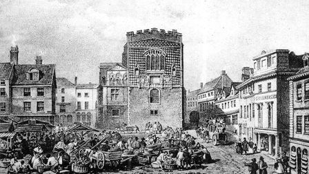 SUBMITTED PICTURE OF THE NORWICH GUILDHALL