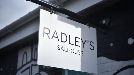 Radley's cafe and shop in Salhouse, which is now closed.Picture: ANTONY KELLY