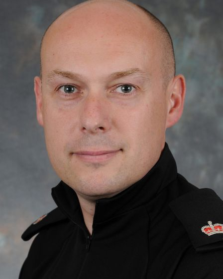 Assistant chief constable Nick Davison. Photo: Supplied