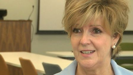 Chief executive of Nwes, Jo Clarke, said allegations had been investigated. Photo: BBC