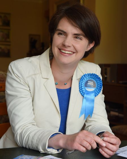 Norwich North MP Chloe Smith raised concerns about Nwes' purchase of Rouen House in Norwich with the