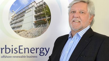 John Balch's company Nautilus was paid £900,000 by Nwes. Photo: Archant
