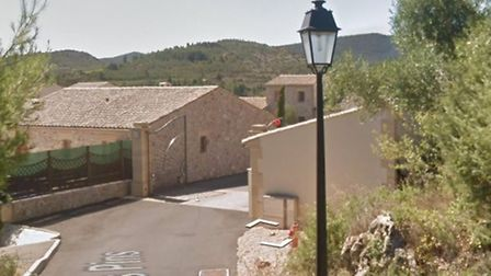 Staff at Nwes enjoyed free holidays billed to Nwes at a villa in this complex in the south of France