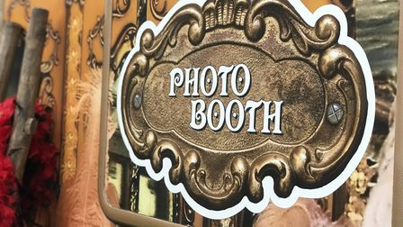 The Vintage Caravan Carousel Photo Booth is up for sale as the owners start new exciting project. Pi