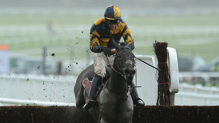 Mendip Express is favourite to win the feature race at Fakenham Racecourse Picture: PA