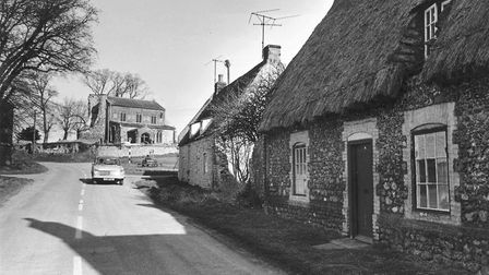 Short Beck, Feltwell. Dated: 26th June 1967. Picture: EDP Library