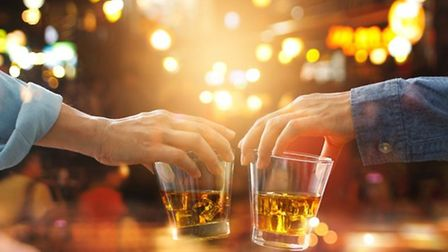 Toast Burns Night with a dram of whisky. Picture: Getty Images/iStockphoto